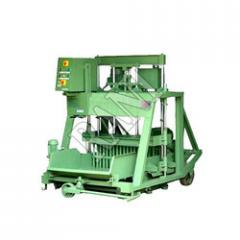 Fully Automatic Solid & Hollow Block Machine