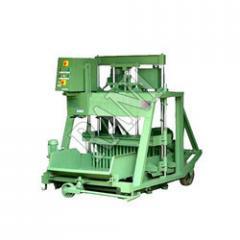 Hydraulic Solid Block Machines