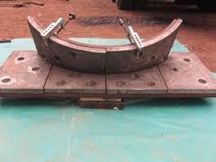 Bowl Mill Spares Ni-Hard liners