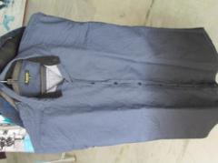 Formal Tie Die Print Shirt