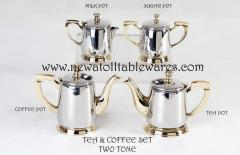 Stainless Steel tea and coffee sets