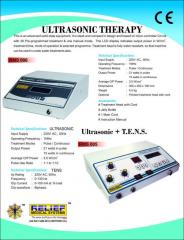 SHORTWAVE DIATHERMY, ULTRARSONIC THERAPY, TRACTION