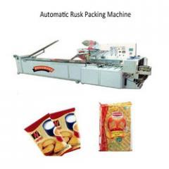 Automatic Rusk Packing Machine