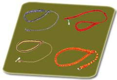 Lanyards/ Whistle Cords/ Pistol Cords/ Scout Cords