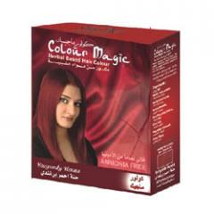 Chemical Henna Hair Colours