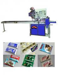 Chocolates Bar Packing Machine