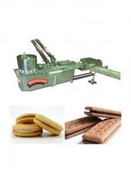Wire Cut Type Cream Biscuits Sandwiching Machine