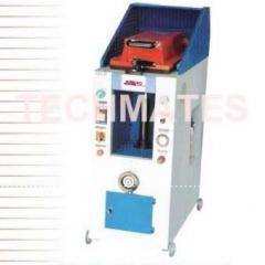 Automatic Sole Attaching Machine