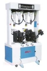 Hydraulic Sole Attaching Machine