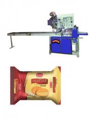 Pillow Pack Biscuit Packaging Machine