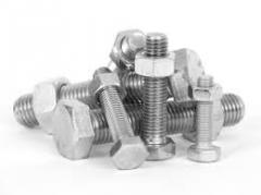 METAL NUT AND BOLTS