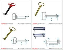 Tractor Linkage Part-Hitch Pins