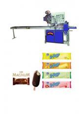Ice Cream Bar Packaging Machine