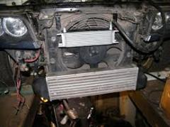 Intercoolers and Aftercoolers