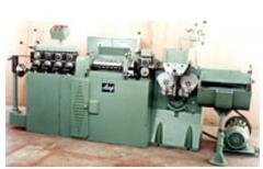 Wire Straightening & Cutting Machines