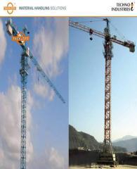 Top Kit / Topkit Tower Crane - 3 Tons to 40 Tons