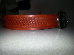 Leather belt JH01