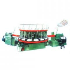 PVC Sole Injection Molding Machine