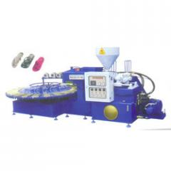 PVC Air Blowing Injection Molding Machine