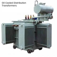 Oil Cooled Distribution Transformer