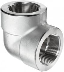 1/2 inch, 90 degree Stainless Steel Elbow
