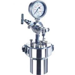 Non – Stirred Pressure Vessels And Their