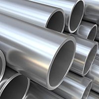 Large Diameter Aluminium Tube