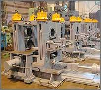 Pre-Stressed Mill Stands