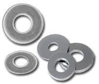 Шайбы алюминиевые плоские типа