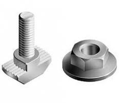 Aluminium Anchor Bolts & Nuts