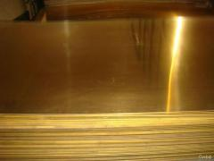 Polished Brass Sheet