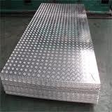 Anti Slipped Aluminum Chequered Sheet