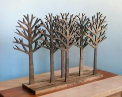 Wooden Table Decoratives