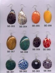 Shell Ear Rings