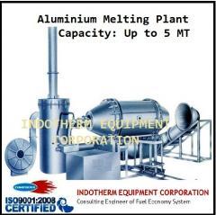 Aluminum Melting plant