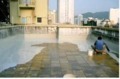 Acrylic modified elastomeric Waterproofing