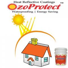 Solar Reflective Coatings for Walls and Roofs