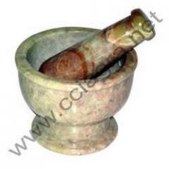 Soapstone Mortar & Pestle