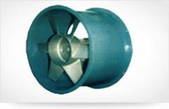 Extra Features Available Axial Fans