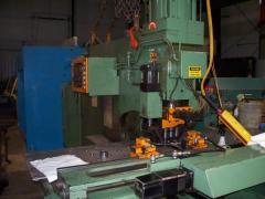 CNC Plate Punching