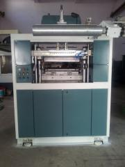 Thermoforming Machine With Inline Cutting And