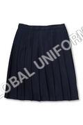 Pleet skirt