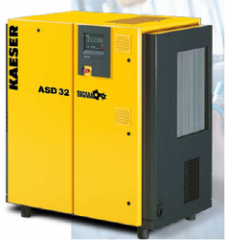 Kaeser Make Rotary Screw Air Compressor
