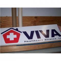 Vinyl Sign Board