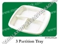 3 Partition Tray