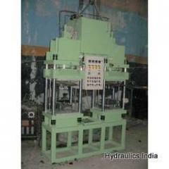 Phenol Formaldehyde Resin Molding Press