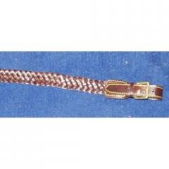Leather Hand Braided Rifle Sling