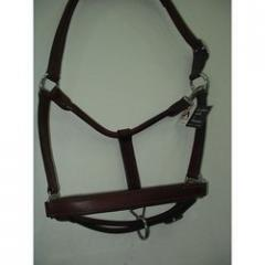 Halter Leather Adjustable