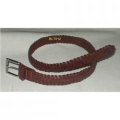 Casual Bridge Leather Belt