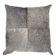 Cow Leather Cushions